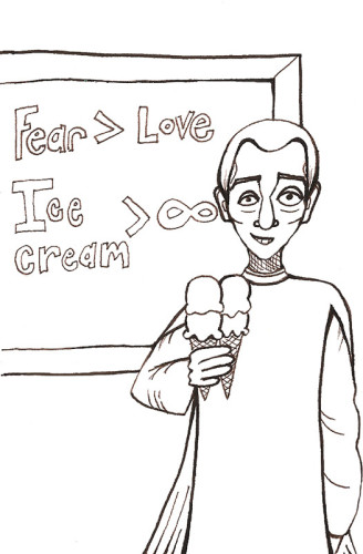 Everybody Loves Ice Cream - Machiavelli_wonderstrange