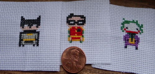 batman stitches
