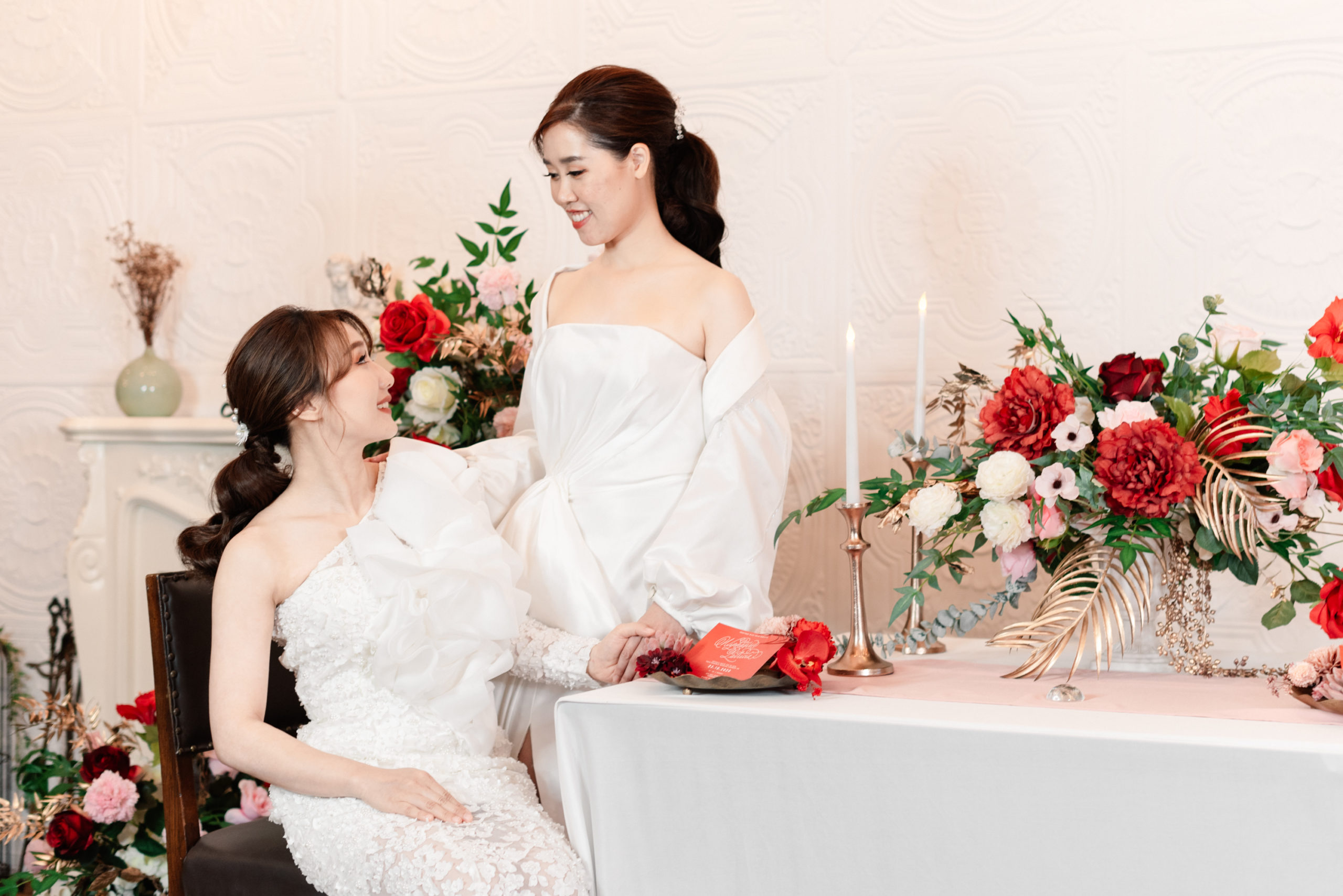 งานแต่งงาน LGBTQ+ Wedding เวดดิ้งแพลนเนอร์ กรุงเทพ Wonders & Weddings