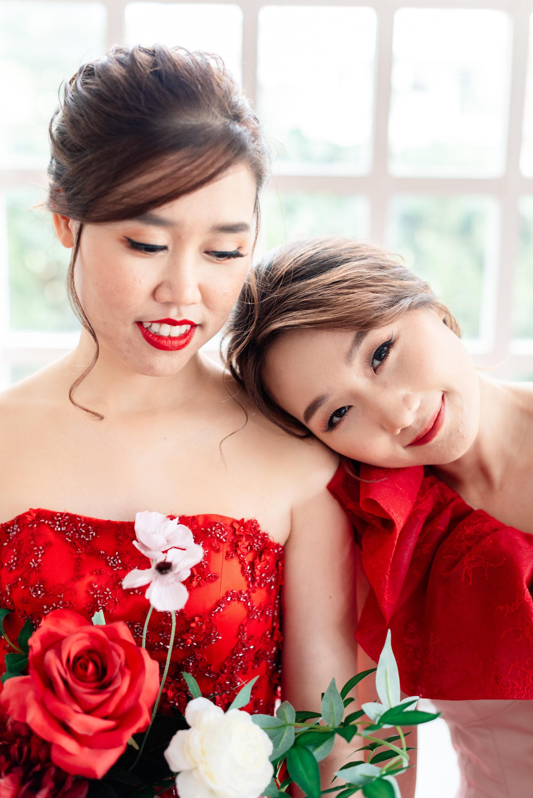 ทีมงาน resilient reflection team งานแต่ง มู่หลาน wedding styled shoot bangkok เวดดิ้งแพลนเนอร์ wonders & weddings