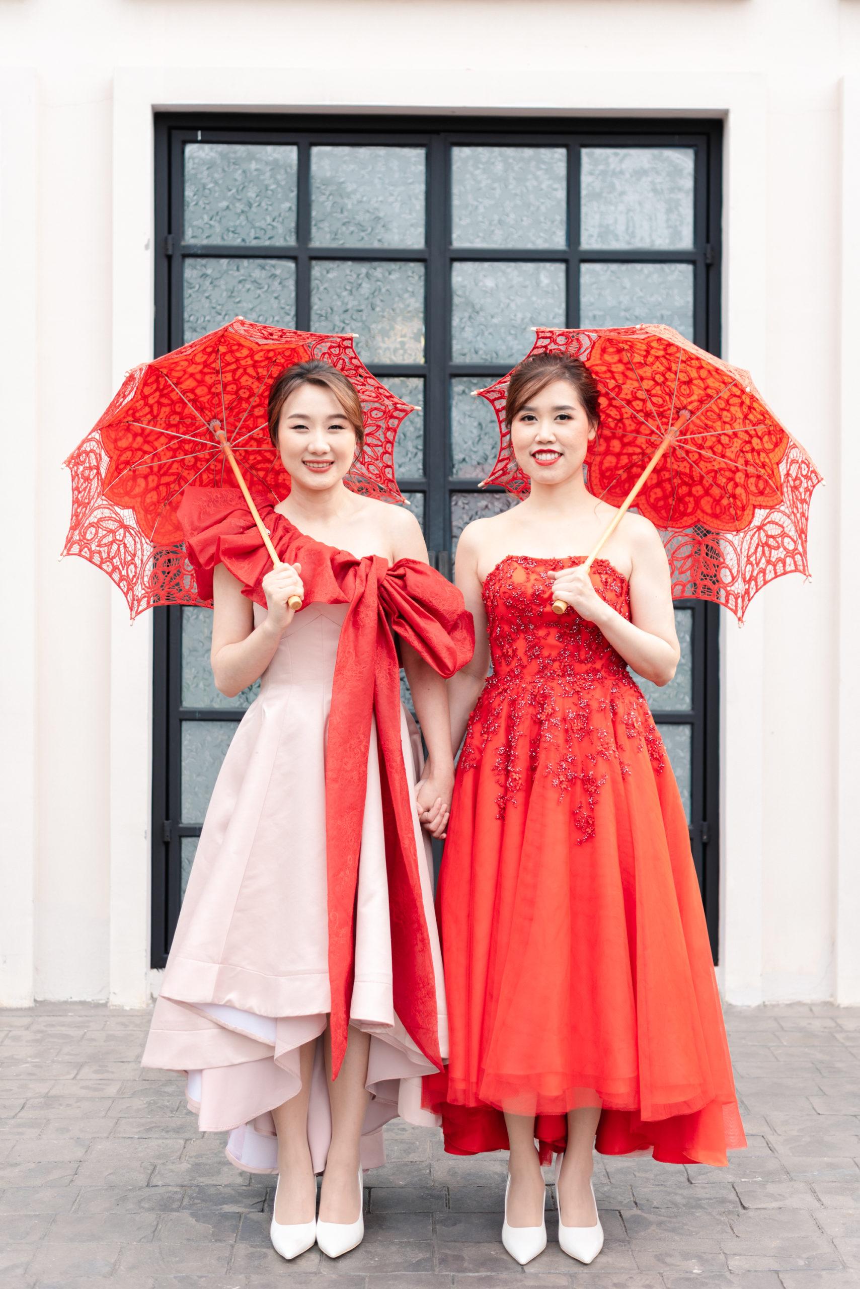 ทีมงาน resilient reflection team งานแต่ง มู่หลาน wedding styled shoot bangkok เวดดิ้งแพลนเนอร์ wonders & weddings vows by wasawat bo&ob shoes