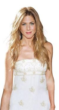 Jennifer Aniston: My wedding hair should look like I just ...
