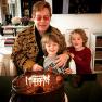 Elton John sons Elijah Zachary birthday