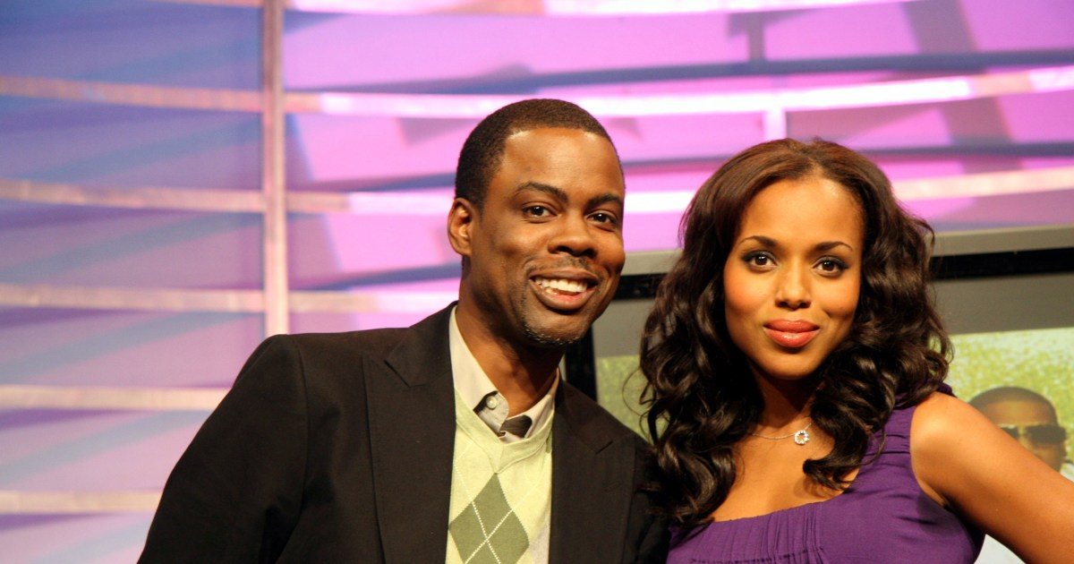 Did Chris Rock cheat on his wife with Kerry Washington ...