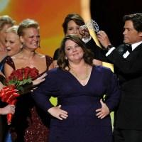 Melissa McCarthy wins the Emmy