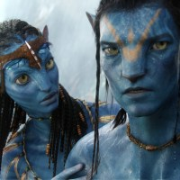 Avatar, Zoe Saldana, Sam Worthington