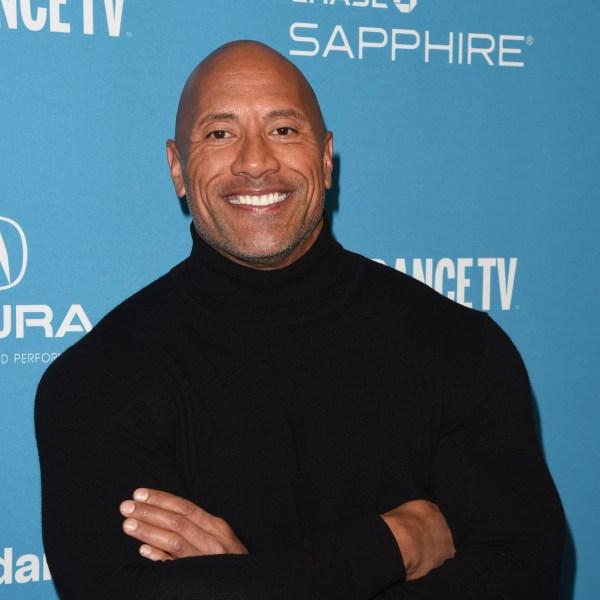 Dwayne Johnson, The Rock, Sundance