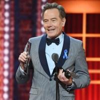 Bryan Cranston, Tony Award