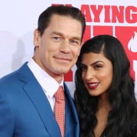 John Cena, girlfriend Shay Shariatzadeh