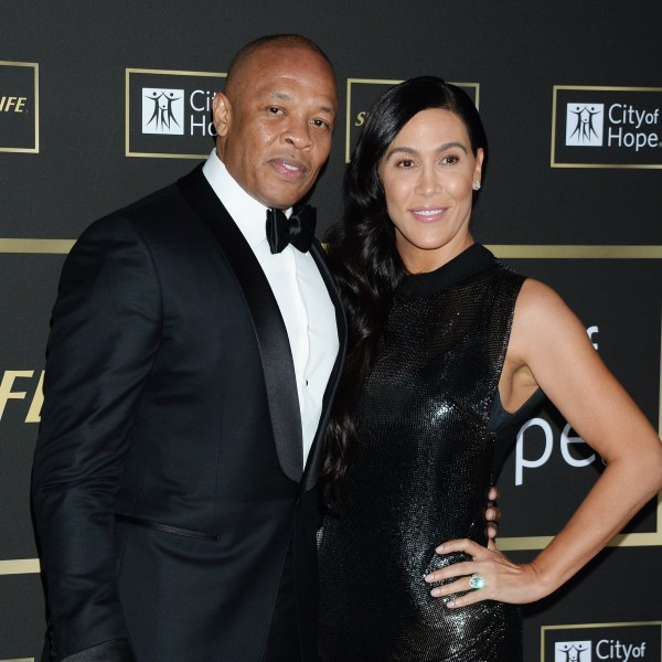 Dr. Dre, ex wife Nicole Young