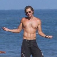 Chad Michael Murray abs