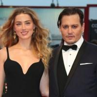 Johnny Depp, ex wife Amber Heard