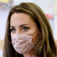 Duchess Kate face mask