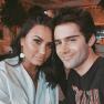 Demi Lovato, boyfriend Max Ehrich