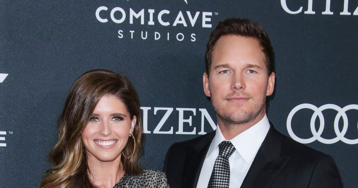 "Katherine Schwarzenegger is ""ready to pop,"" says husband Chris Pratt 