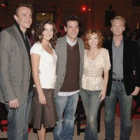 Jason Segel, Cobie Smulders, Josh Radnor, Alyson Hannigan, Neil Patrick Harris, How I Met Your Mother