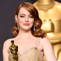 Emma Stone, 89th Annual Academy Awards, 2017