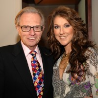 Celine dion larry king