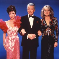 Dynasty, Joan Collins, Linda Evans, John Forsythe, Alexis Carrington, Krystle Carrington, Blake Carrington