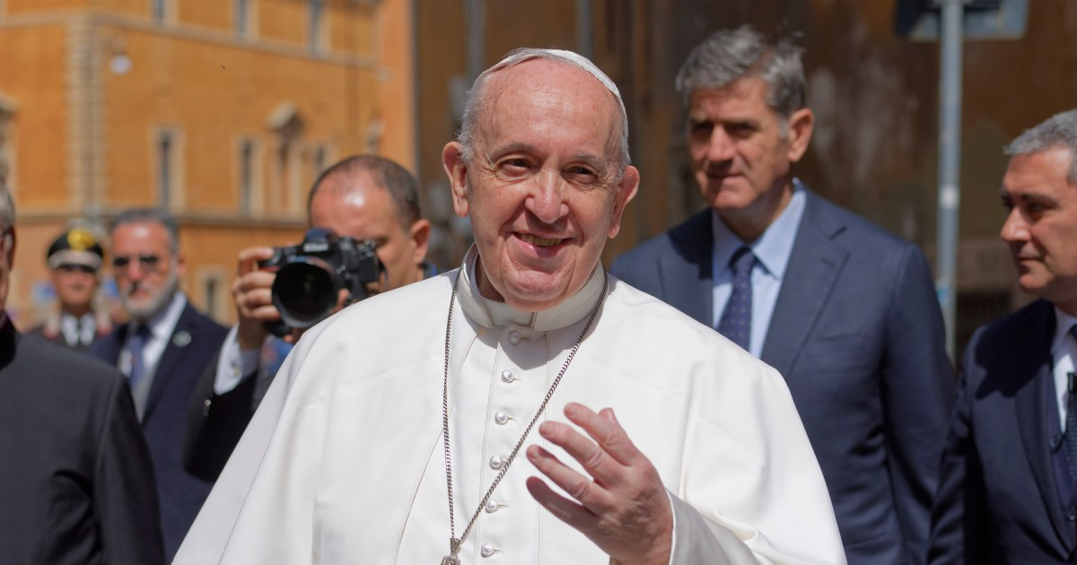 The Pope, Judi Dench, more famous people who've received a COVID-19 vaccine.jpg
