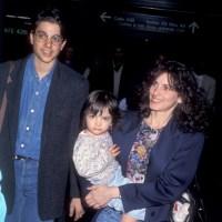 Ralph Macchio, Phyllis Fierro, Julia Macchio