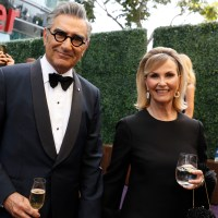 Eugene Levy and Deborah Divine