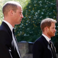 Prince William, Prince Harry, Peter Phillips