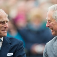 Prince Philip, Prince Charles