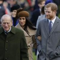 Prince Philip, Duchess Meghan, Prince Harry, meghan Markle