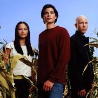 Smallville, Kristin Kreuk, Tom Welling, Michael Rosenbaum
