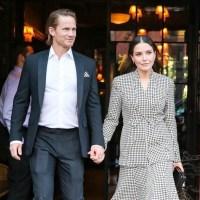 Sophia Bush and her boyfriend