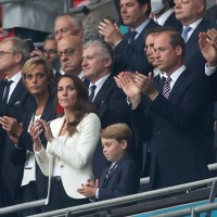 Prince William Duchess Kate Prince George