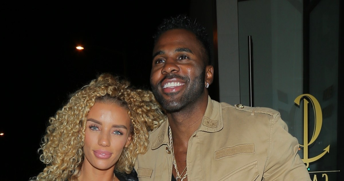 Jason Derulo splits from model 5 months after welcoming son, plus more celeb splits of 2021