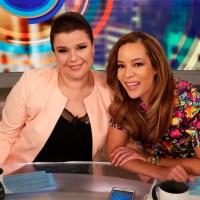 Ana Navarro and Sunny Hostin