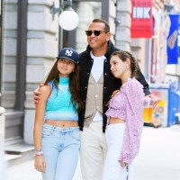 Alex Rodriguez, Natasha Rodriguez, Ella Rodriguez