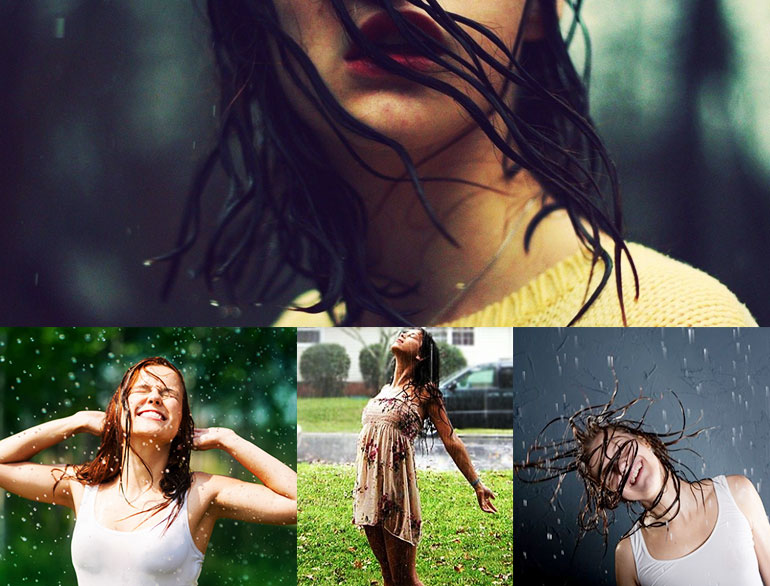 How To Keep Your Hair Frizz Free In Monsoon?