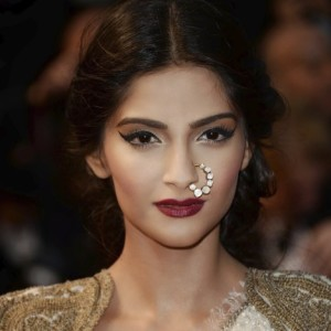 Image result for indian celebrity Nose Pin full face photography