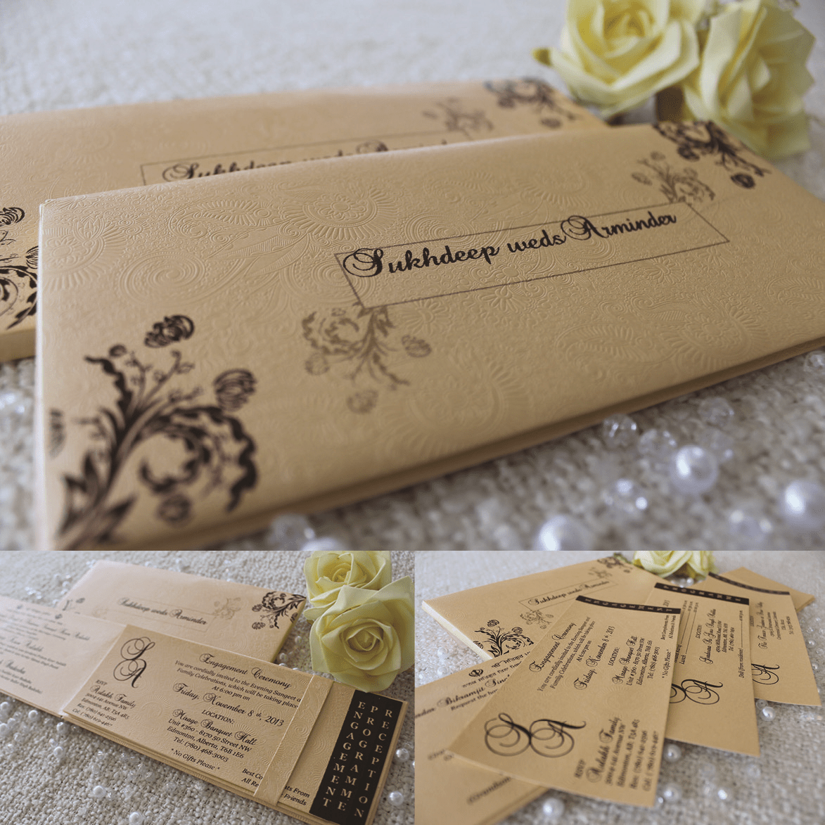 Customize And Print Invitations
