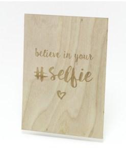 Believe in your selfie, Beavers Woodland -wonderzolder.nl