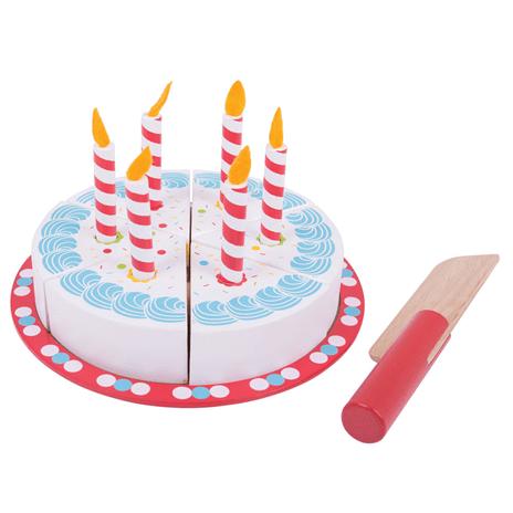 BigJigs Verjaardagstaart