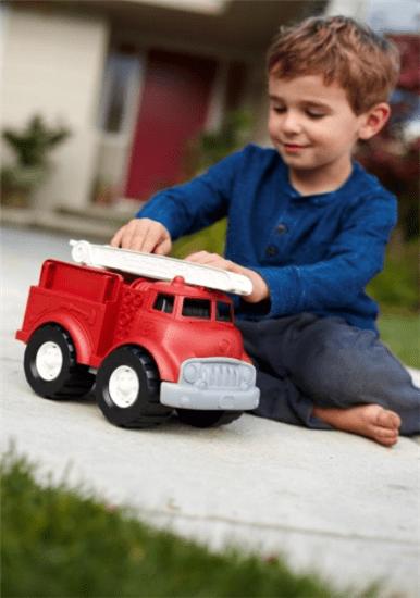 Green Toys Brandweer, Firetruck