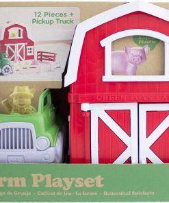 Boerderij speelset van Green Toys