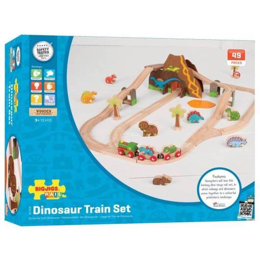 Dinosaurus treinbaan