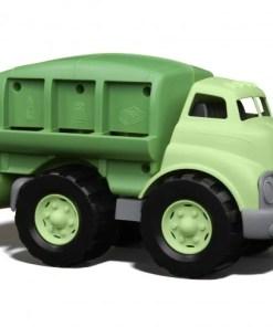 Green Toys vuilniswagen recycling truck