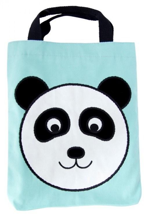Panda tas Global Affairs, panda bags -wonderzolder.nl