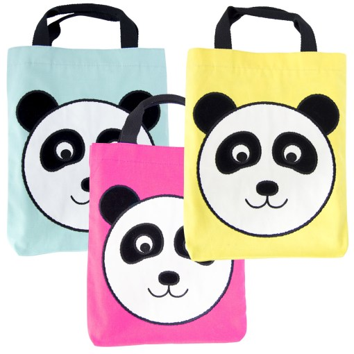 Panda tas Global Affairs, panda bags -wonderzolder.nl