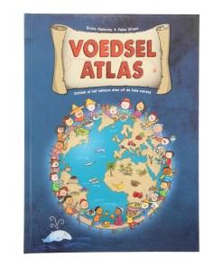 Voedsel atlas, leerzaam zoekboek, wonderzolder.nl
