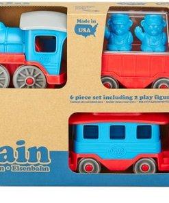 Trein, Green Toys, wonderzolder.nl
