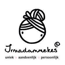 Irmadammekes, vrolijke poppetjes op kaartjes en stationary, wonderzolder.nl