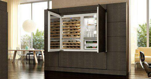 Kitchenaid koelkast  Koelen  Vriezen  keuken